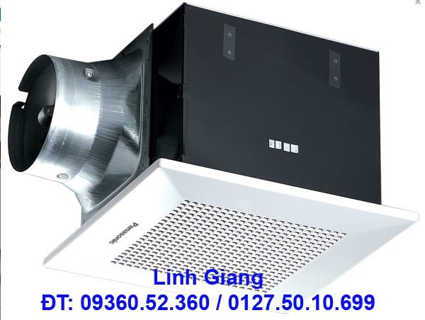 Quạt hút gắn trần ống D100 Panasonic FV17CU/ FV24CU7 / FV 24CD7 / FV24CH7