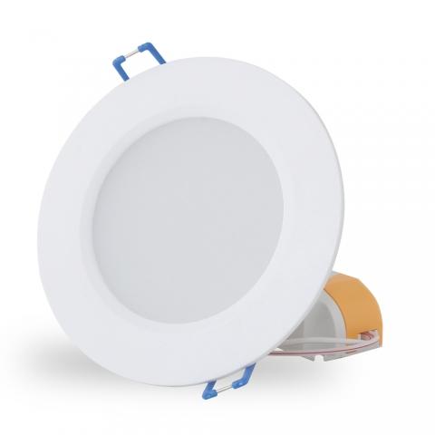 Đèn LED Downlight Rạng Đông lỗ khoét 76mm- AT06L 76 /3W