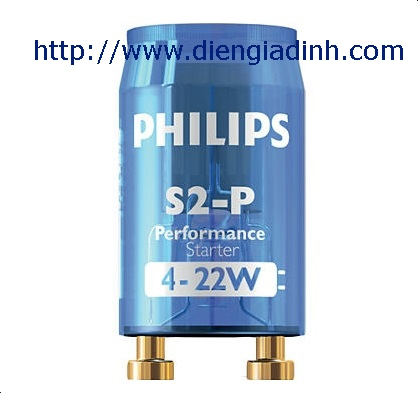 Tacte Philips S2-P : 4-22w