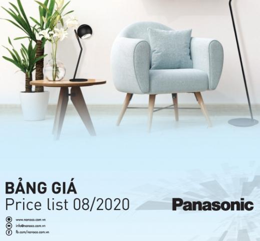 Catalog và báo giá của Panasonic