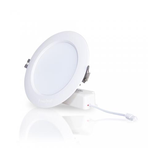 Đèn Led downlight Rạng Đông lỗ khoét 90mm, AT04L 90/7W/9W
